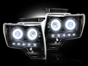 RECON PROJECTOR HEADLIGHTS (SET) | 2009-2013 F150/RAPTOR