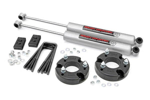 "ROUGH COUNTRY 2"" LEVELING LIFT KIT 