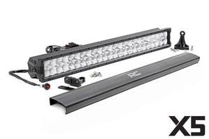 "ROUGH COUNTRY 30"" DUAL ROW X5 SERIES CREE LED LIGHT BAR"
