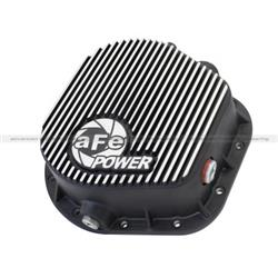 AFE POWER PRO SERIES REAR DIFFERENTIAL COVER BLACK w/MACHINED FINS | 1986-2016 FORD F250/350