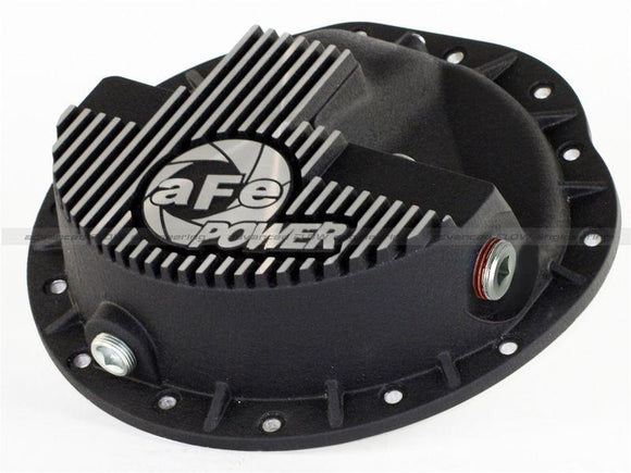 AFE POWER PRO SERIES REAR DIFFERENTIAL COVER BLACK | 2003-2013 DODGE RAM 2500/3500