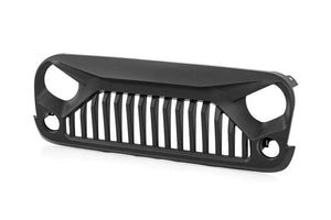 ROUGH COUNTRY ANGRY EYES REPLACEMENT GRILLE | 2007-2018 JEEP WRANGLER JK
