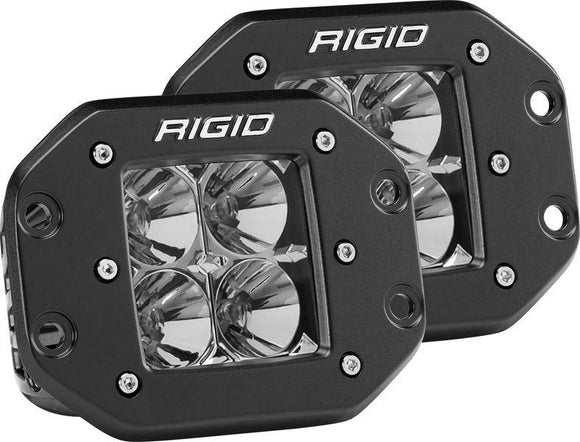 RIGID INDUSTRIES D-SERIES PRO FLOOD FM (PAIR)