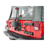 ARIES HEAVY-DUTY SPARE TIRE CARRIER | 2007-2018 JEEP WRANGLER JK