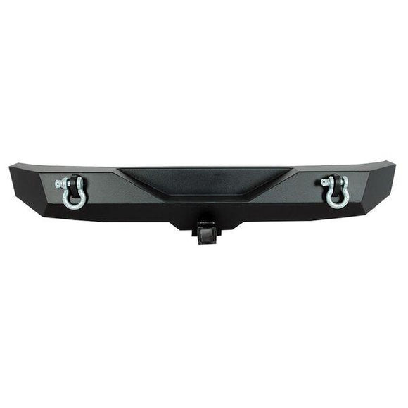 PARAMOUNT AUTOMOTIVE HD ROCK CRAWLER REAR BUMPER | 2007-2018 JEEP WRANGLER JK
