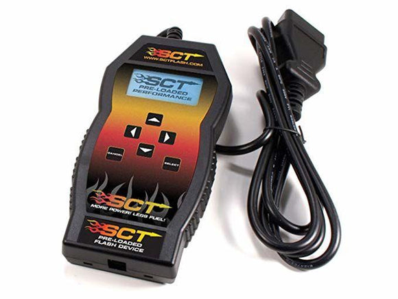 SCT LIVEWIRE TS+ PERFORMANCE TUNER