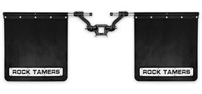 ROCK TAMERS MUD FLAPS 2.5