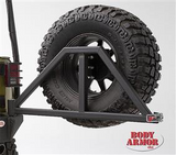 BODY ARMOR SPARE TIRE CARRIER | 2007-2018 JEEP WRANGLER JK