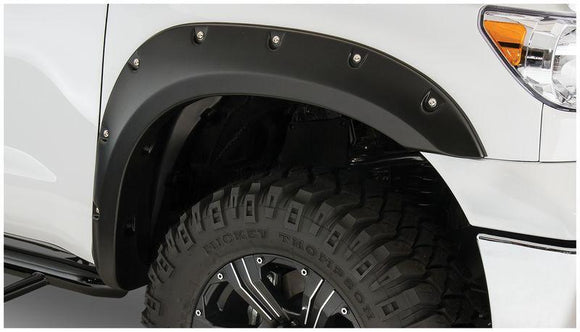 ENTHUZE FENDER FLARES GEN 2 POCKET STYLE | 2017-2019 FORD F250/F350