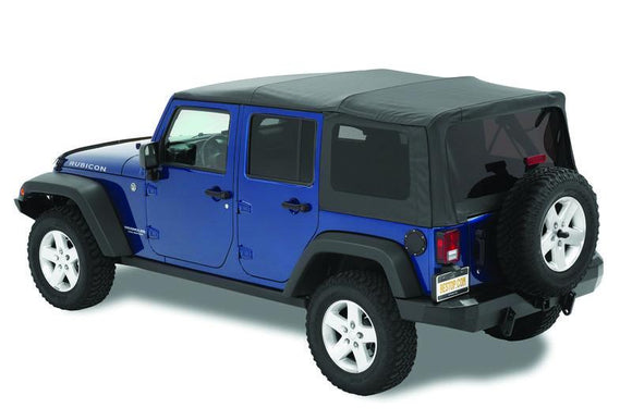 BESTOP SUPERTOP NX SOFT TOP | 2007-2018 JEEP WRANGLER JK 4-DOOR