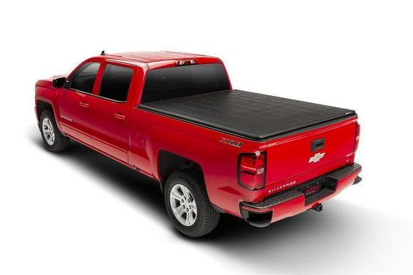 TRIFECTA 2.0 SOFT TRI-FOLD | 2007-2013 CHEVY/GMC 1500/2500/3500 8' w/OUT TRACK SYSTEM
