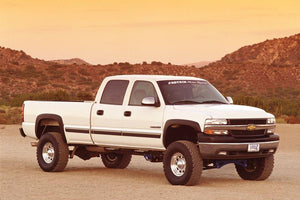 "FABTECH 6"" PERFORMANCE SYSTEM LIFT KIT 