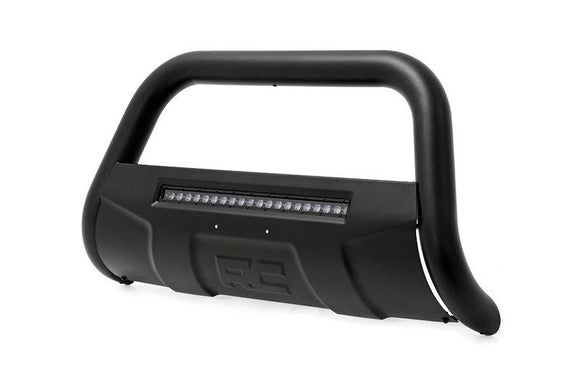 ROUGH COUNTRY BULL BAR w/LEDs | 2009-2018 DODGE RAM 1500