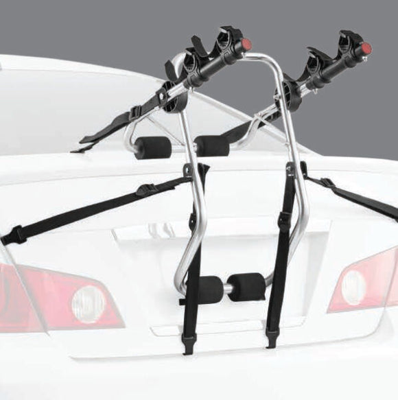 ENTHUZE 2 BIKE RACK TRUNK MOUNT