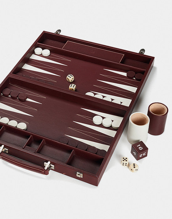 Backgammon Boards by Asprey
