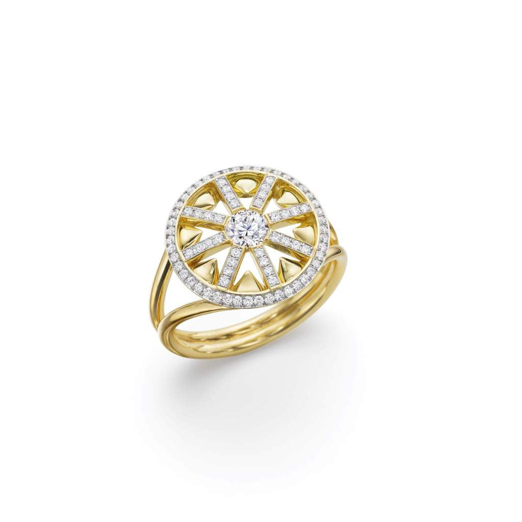Compass Collection Ring