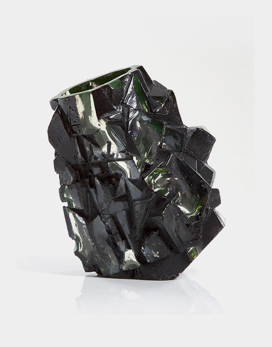 Glass Vase by Thaddeus Wolfe