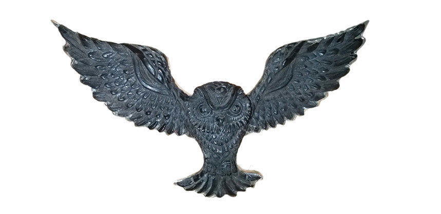 Owl Necklace by House of Waris