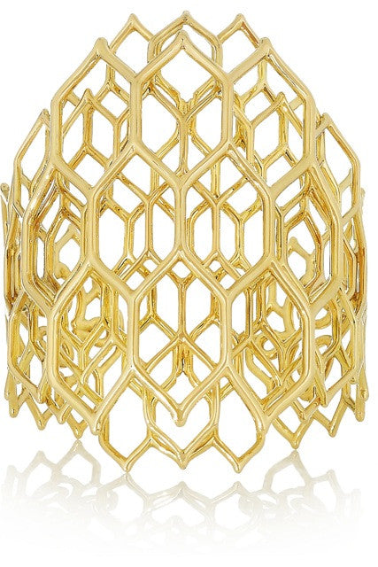 Special Edition 18K Cuff by House of Waris