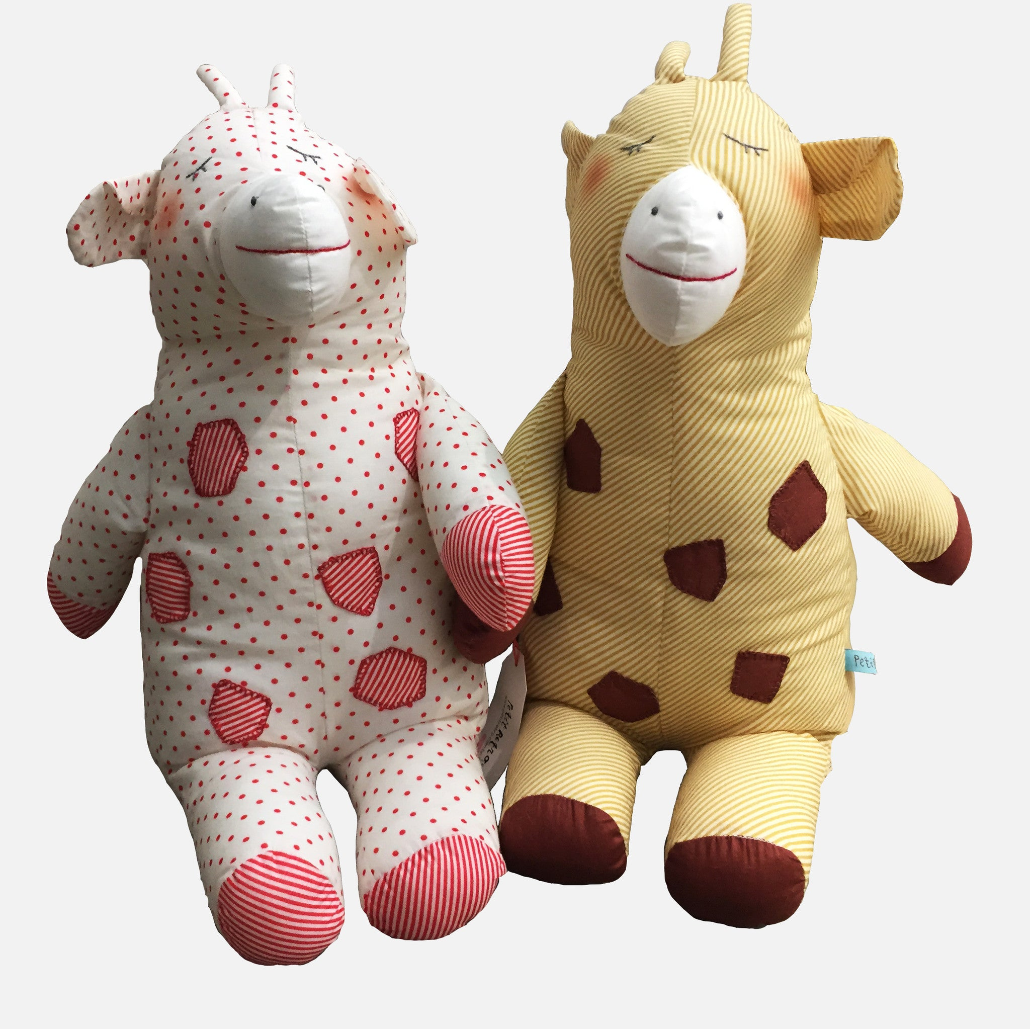 Stuffed Animals by Petit Retro