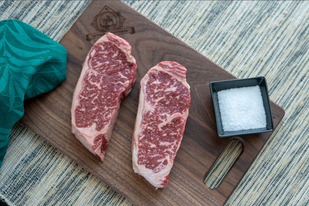 WAGYU NY CENTER CUT STRIP STEAK