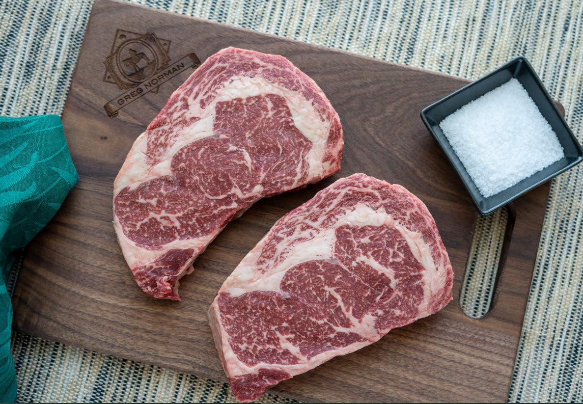 Load image into Gallery viewer, WAGYU RIBEYE STEAK