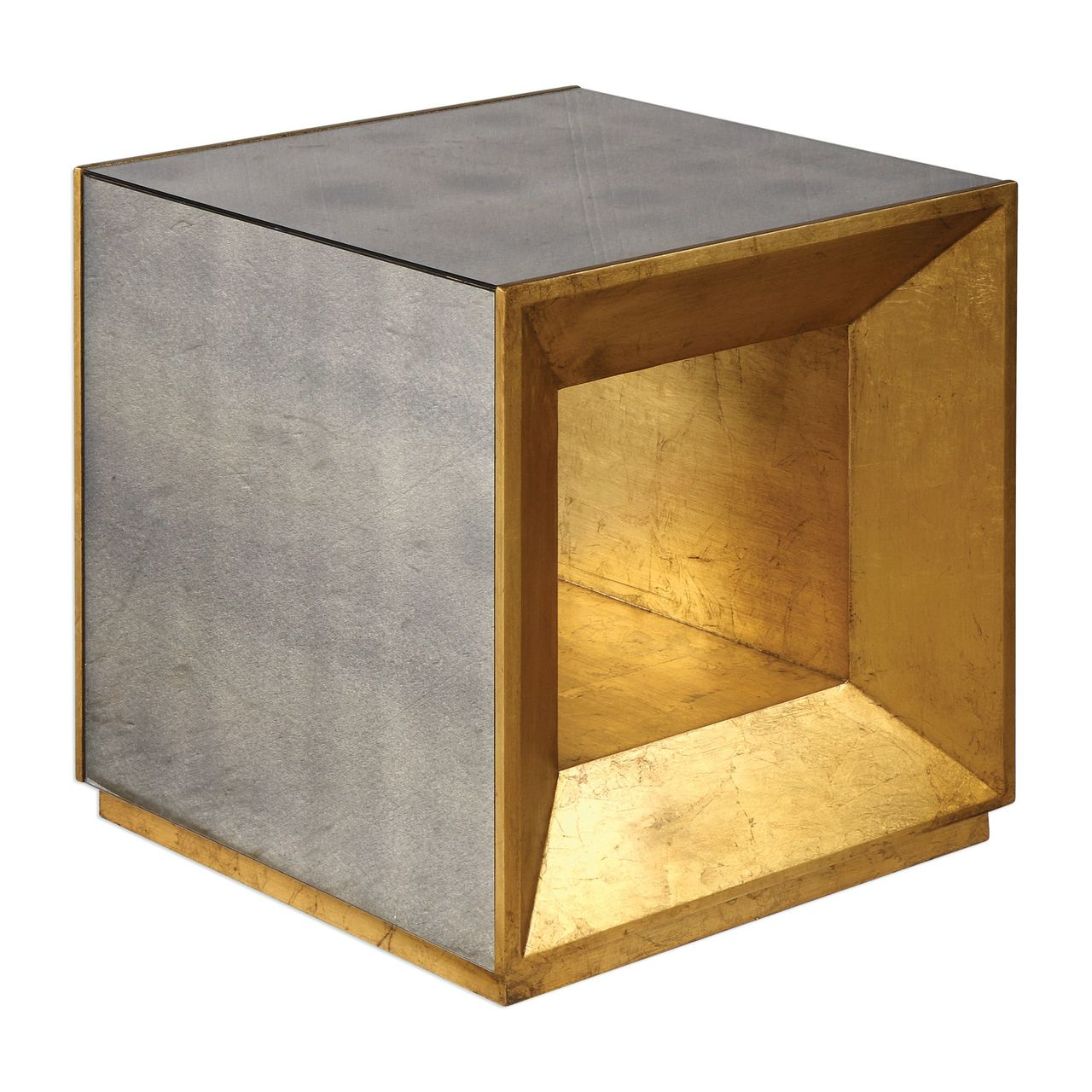 Flaire Cube Table - 24763