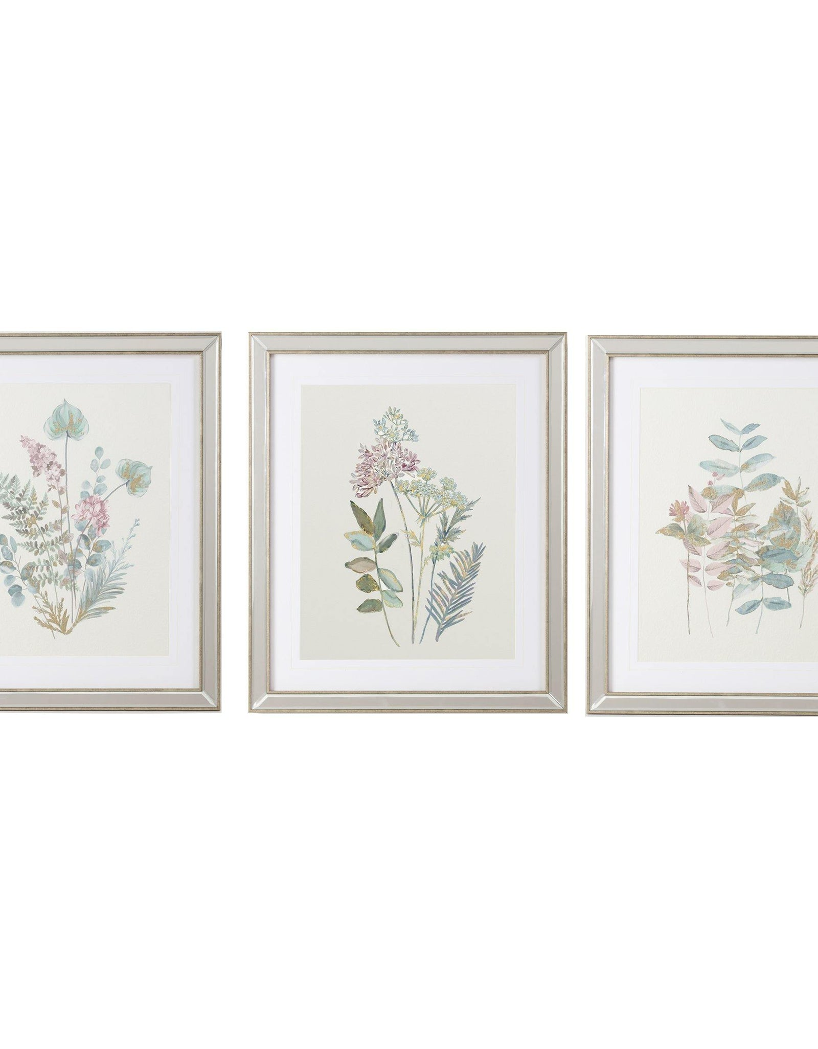 Summer Prints Set/3B - HUA099 - Mindy Brownes Interiors - Genesis Fine Arts