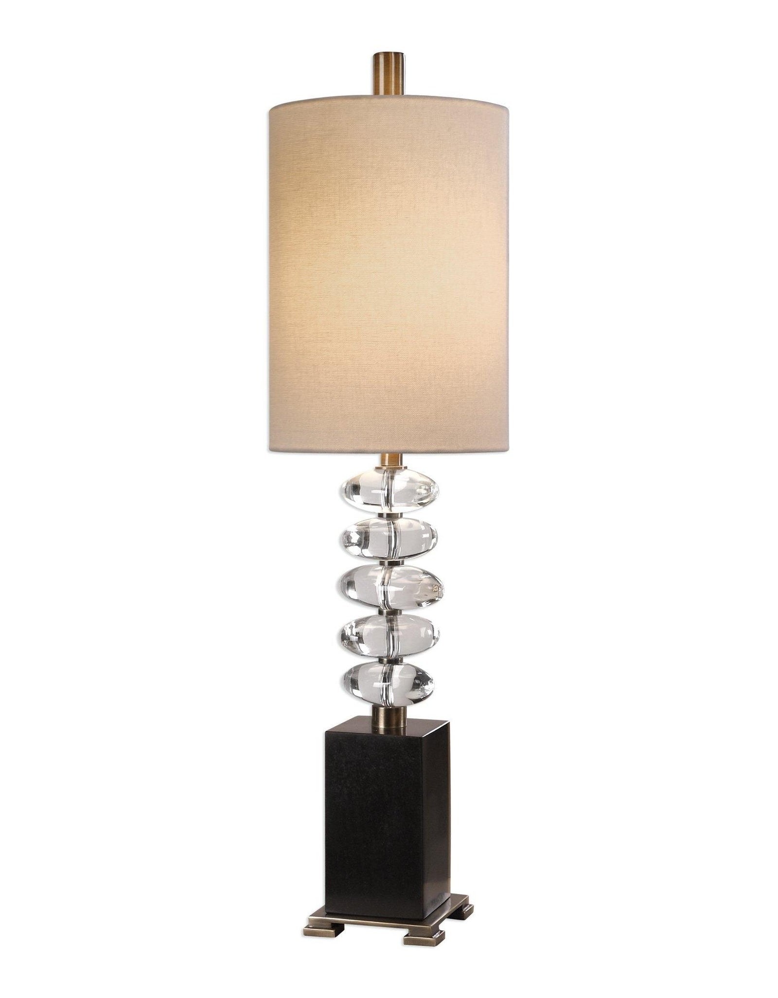 Edine Lamp (R29556-1) - Mindy Brownes Interiors - Genesis Fine Arts