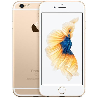 Original Used Unlocked Apple iPhone 6S Plus 64GB-gold