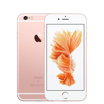 Original Used Unlocked Apple iPhone 6S 64GB-rose gold