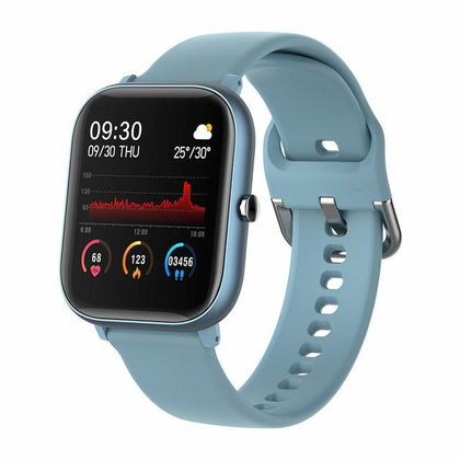 1.4 Inch Smartwatch Men Full Touch Multi-Sport Mode For iOS Android
