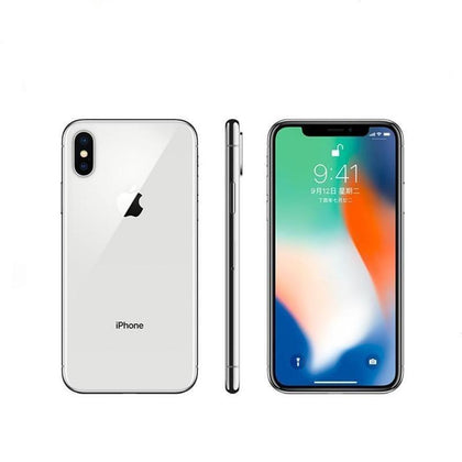Original Used Unlocked Apple iPhone X 256GB
