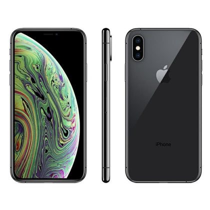 Original Used Unlocked Apple iPhone XS 64GB-black