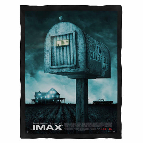 10 Cloverfield Lane Film  Fleece Blanket