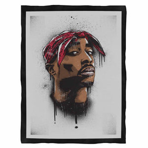 2Pac Tupac  Indoor Wall Tapestry