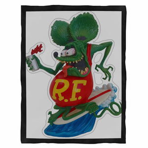 61 Best Rat Fink Retro Cool  Indoor Wall Tapestry