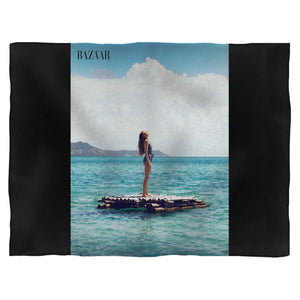 Alicia Rountree Sweet Escape In Mauritius Fleece Blanket