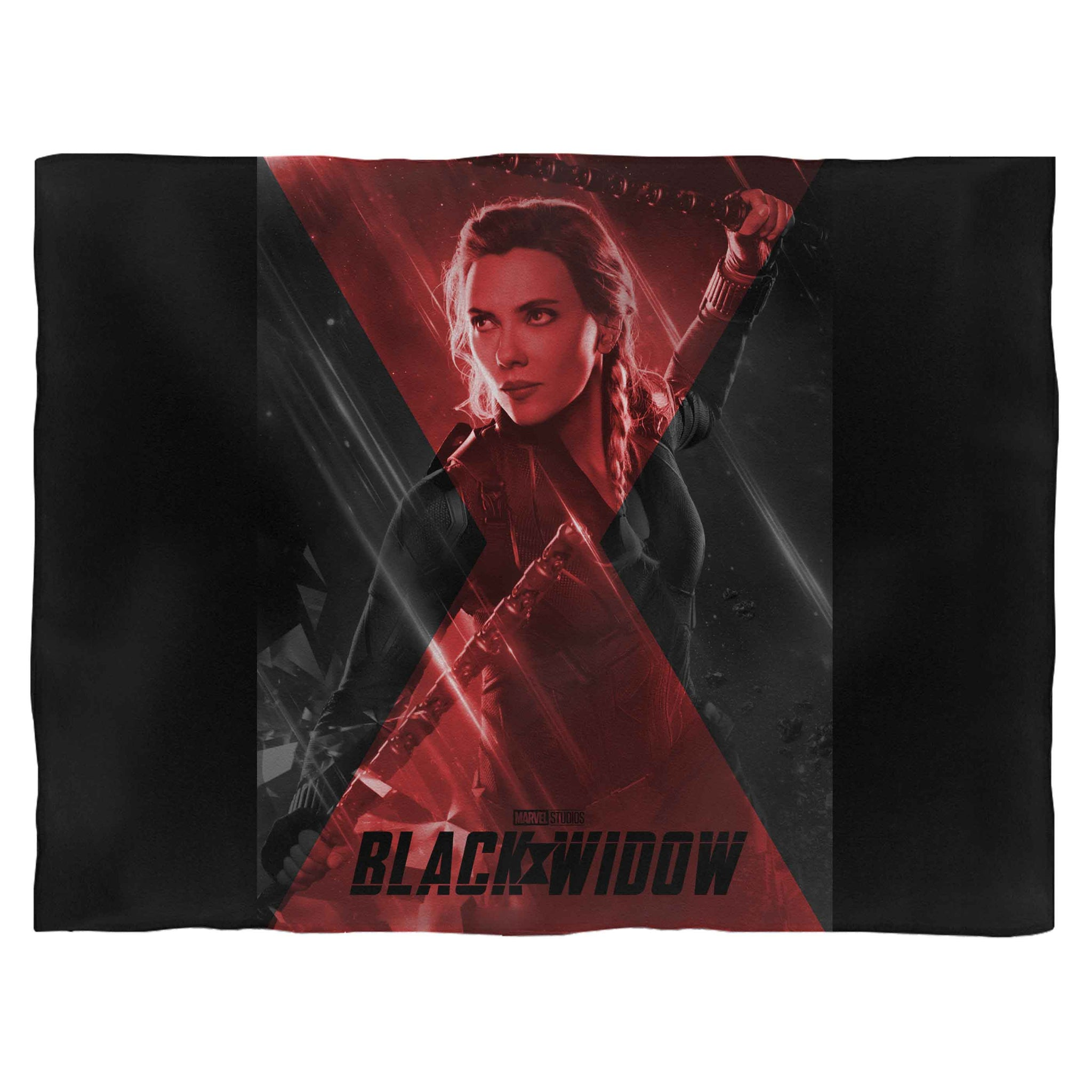 Black Widow Endgame Fleece Blanket