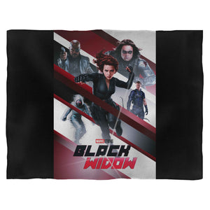Black Widow (2020) 4 Fleece Blanket
