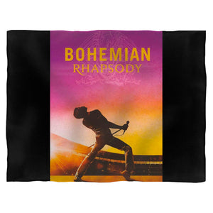 Bohemian Rhapsody Movie Fleece Blanket