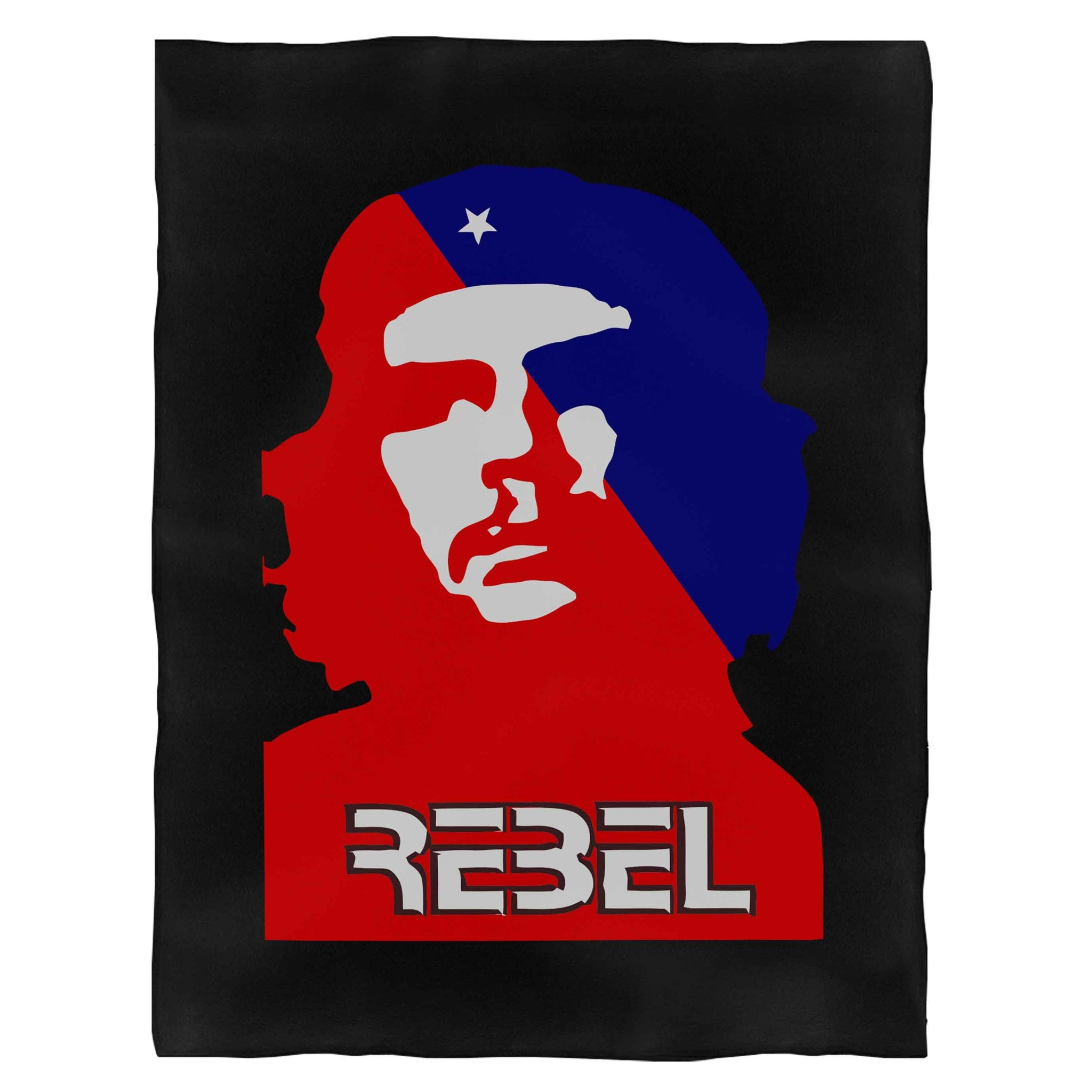 Che Guevara Leadership Analysis Fleece Blanket
