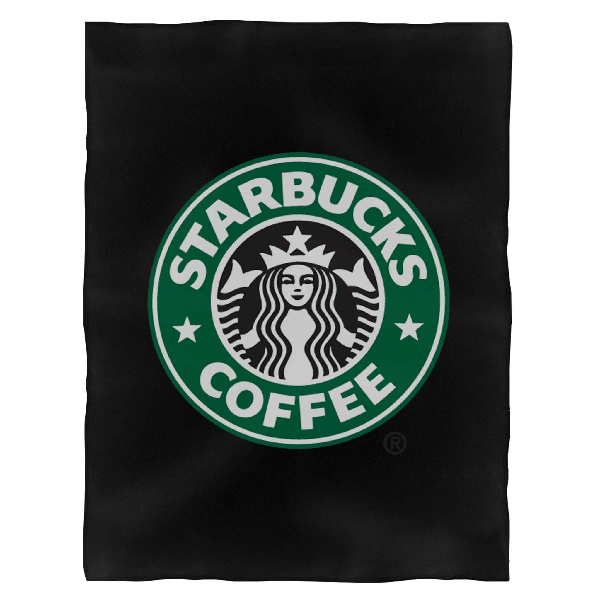 Coffee Art Fleece Blanket
