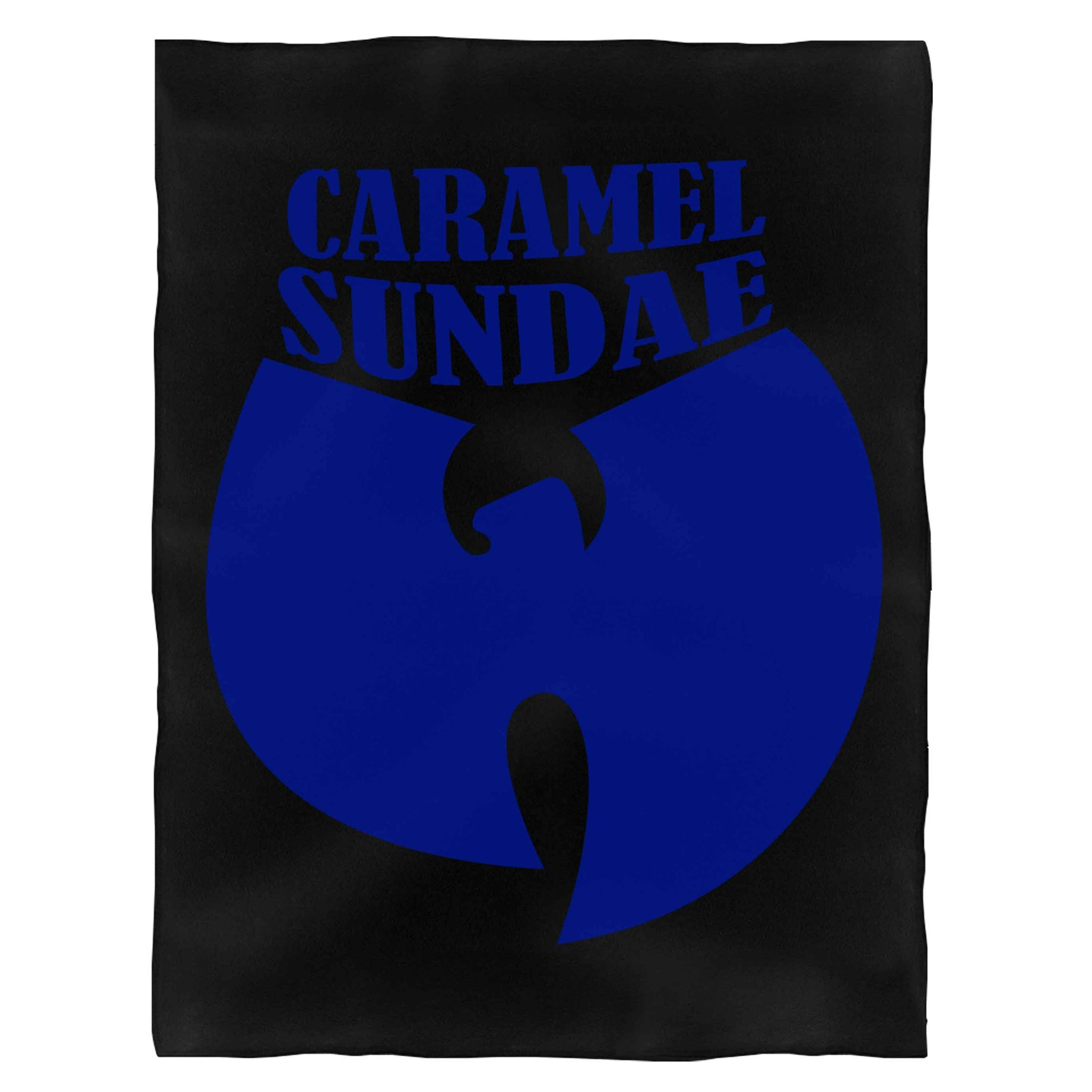 Cool Wutang Caramel Sundae Hip Hop Music Fleece Blanket