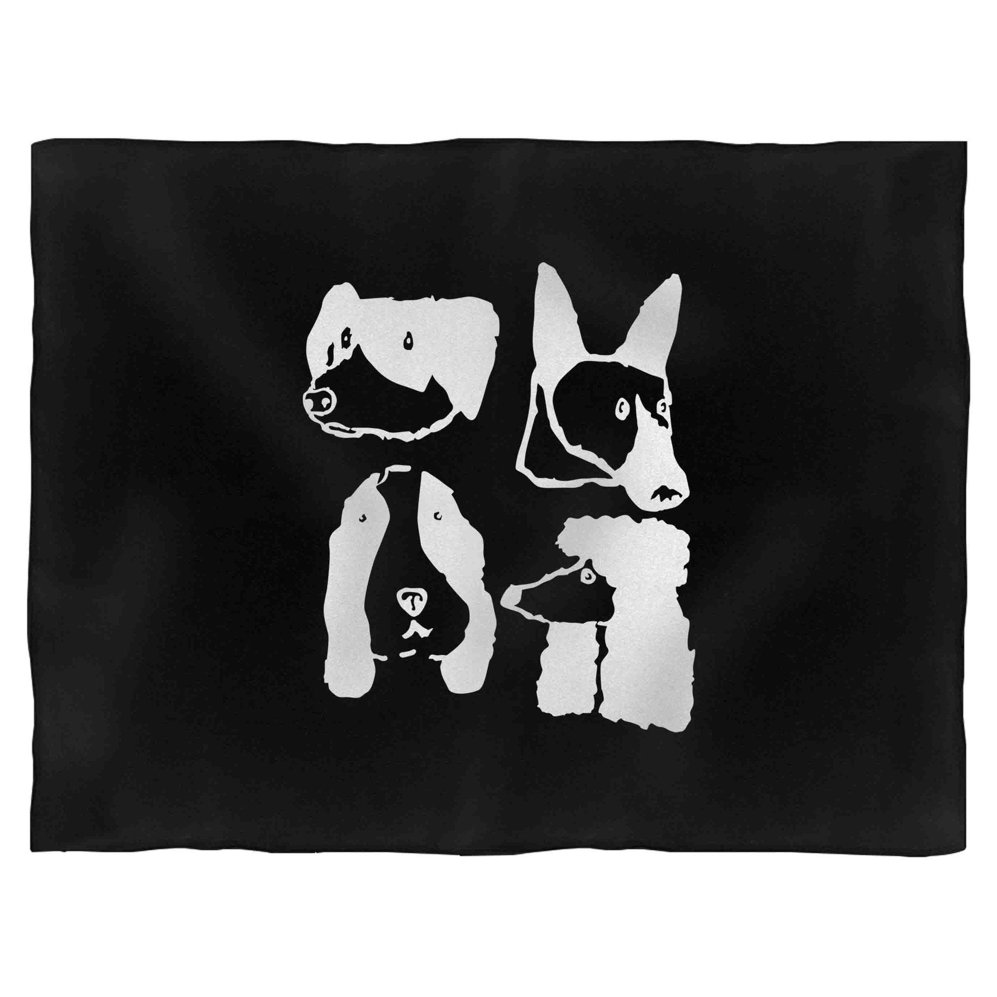 Dog Days Dogs Puppy Dog Lover Indoor Wall Tapestry