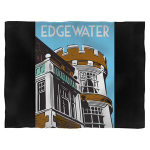 Edgewater Fleece Blanket