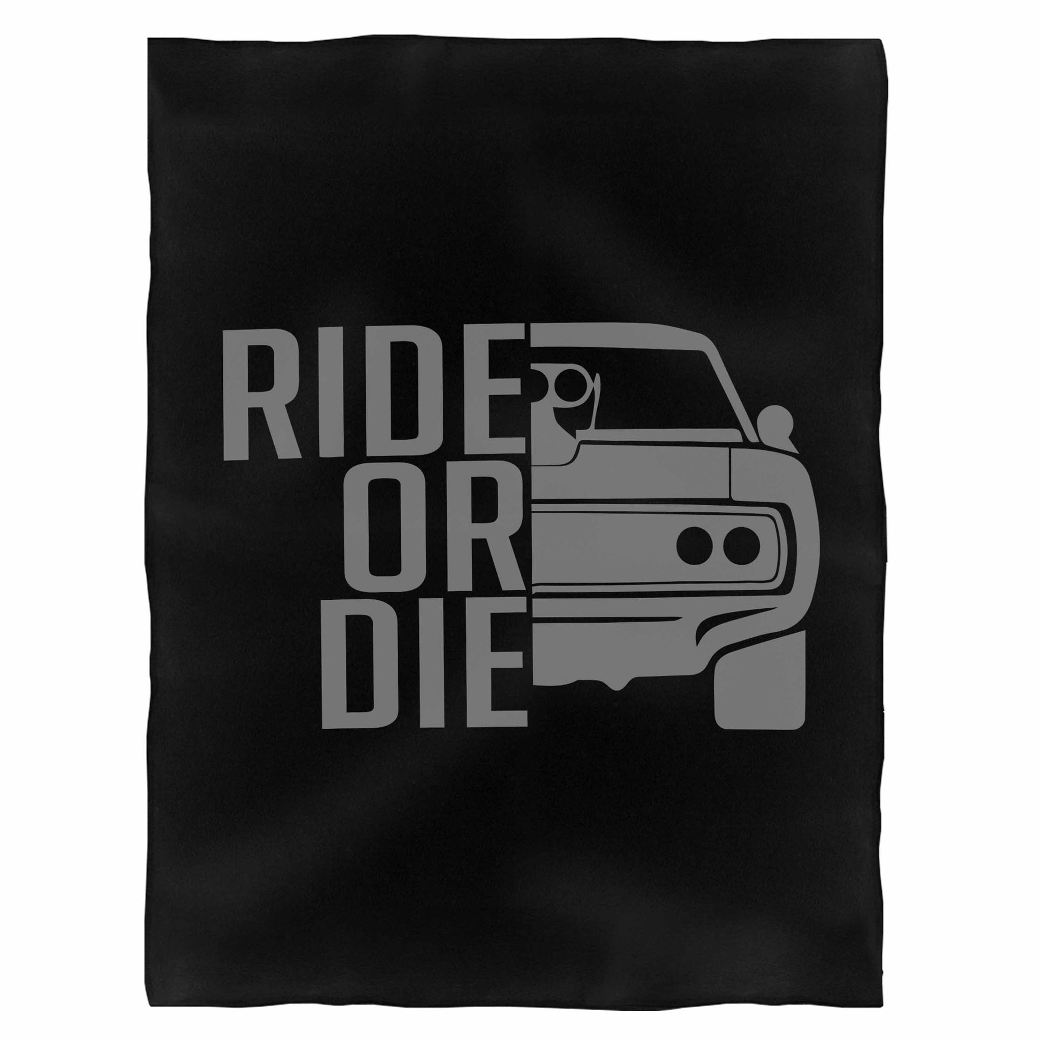 F&F Ride Or Die Indoor Wall Tapestry