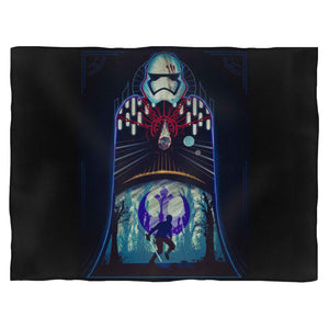 Finns Journey Star Wars Fleece Blanket