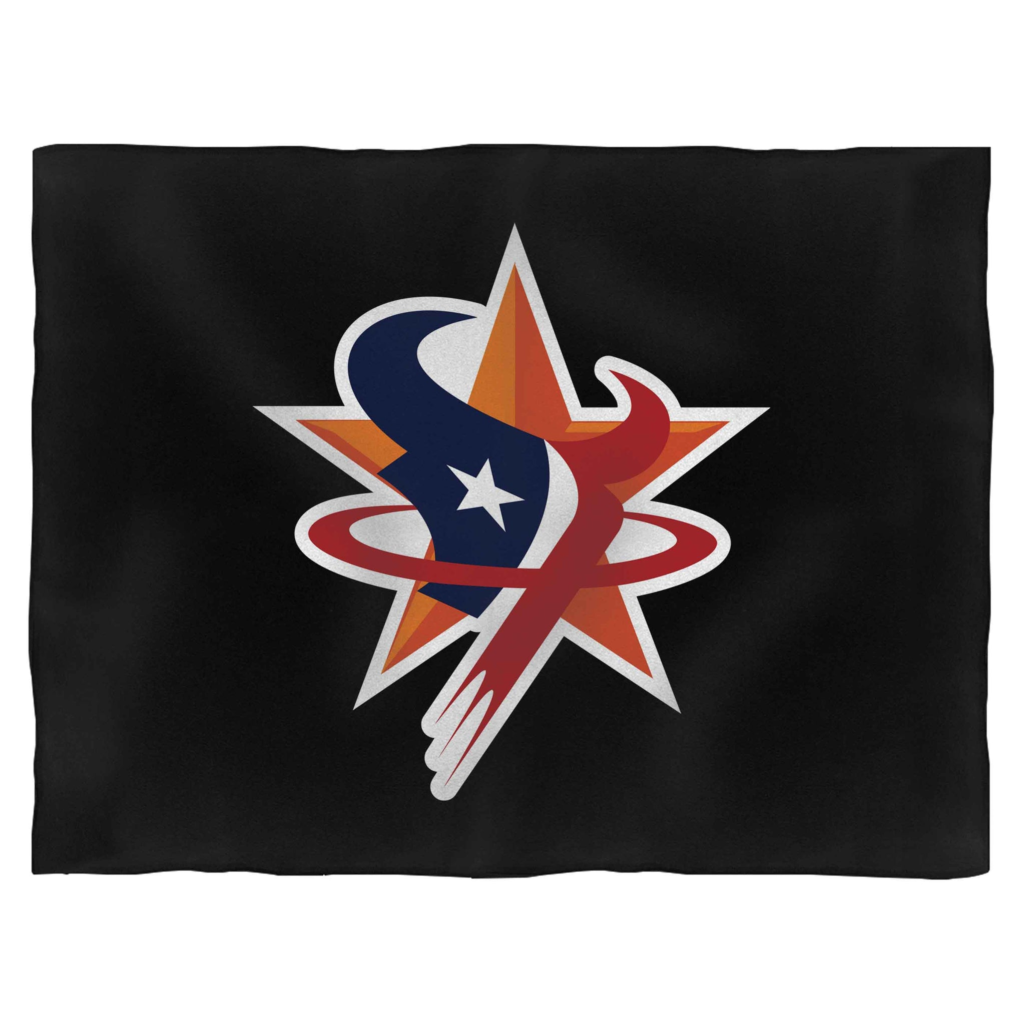Houston Sports Team Fleece Blanket