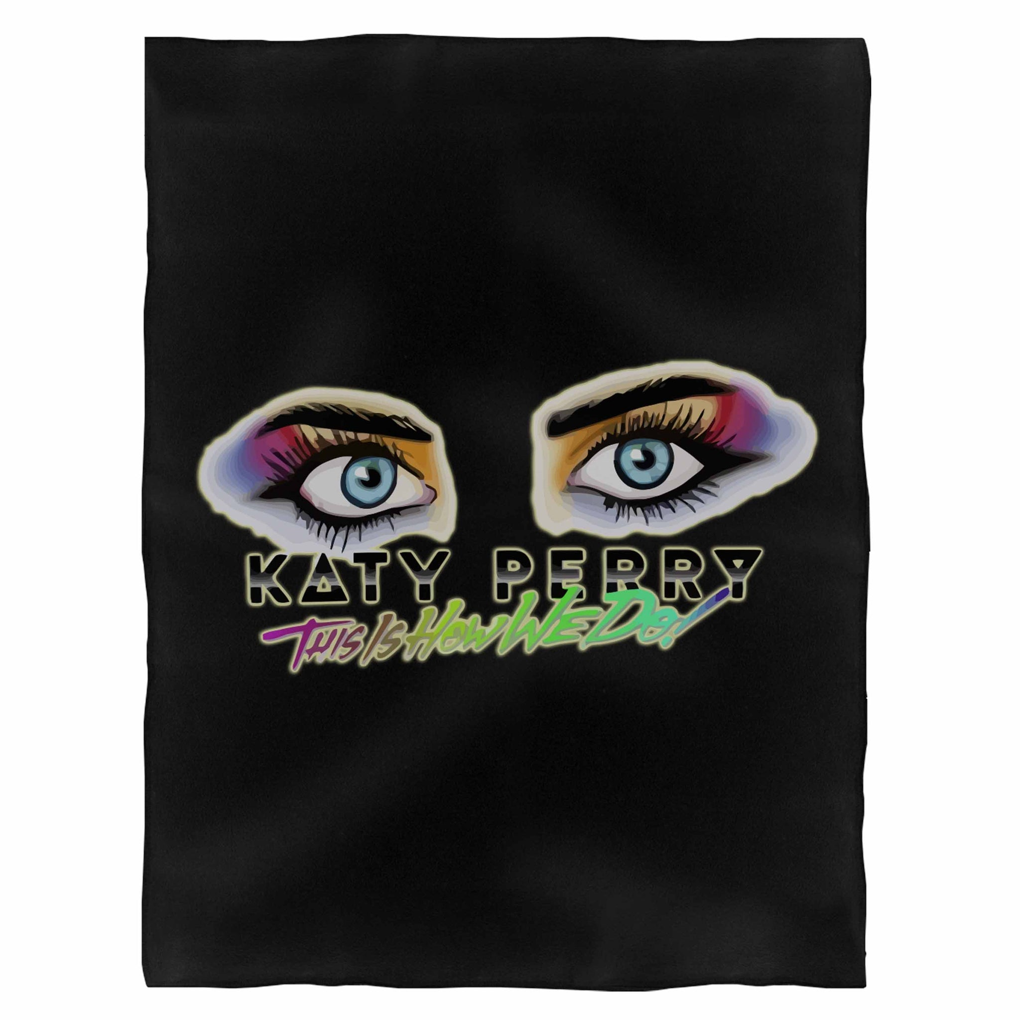 Katy Perry This Is How We Do Fleece Blanket